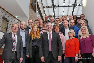 Bundestarifkommission der komba gewerkschaft (Foto:© Jan Brenner, dbb)